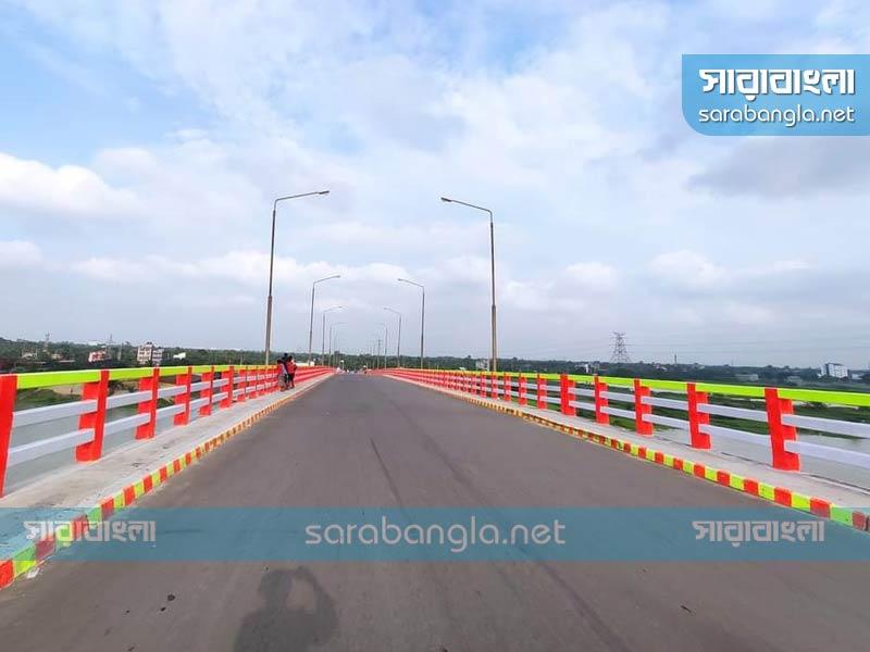 'উন্নয়নের মাইলফলক' বীরপ্রতীক গাজী সেতুর উদ্বোধন রোববার