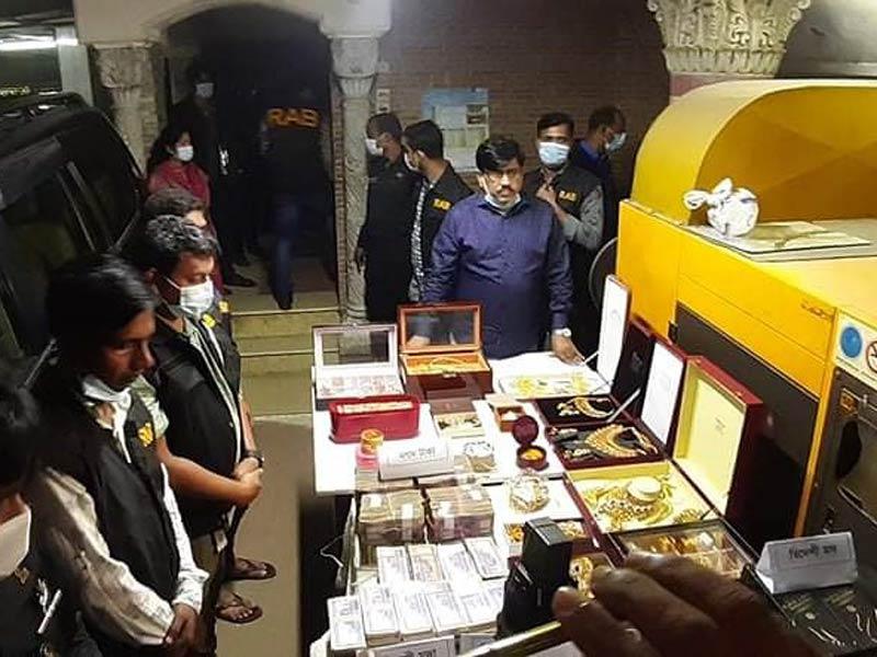 হাজার কোটি টাকার মালিক গোল্ডেন মনির, দখলে তার ২ শতাধিক প্লট