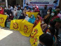আন্দোলনে বিভেদ, সরকারি সিদ্ধান্তের আশায় স্বাস্থ্যকর্মীদের একাংশ