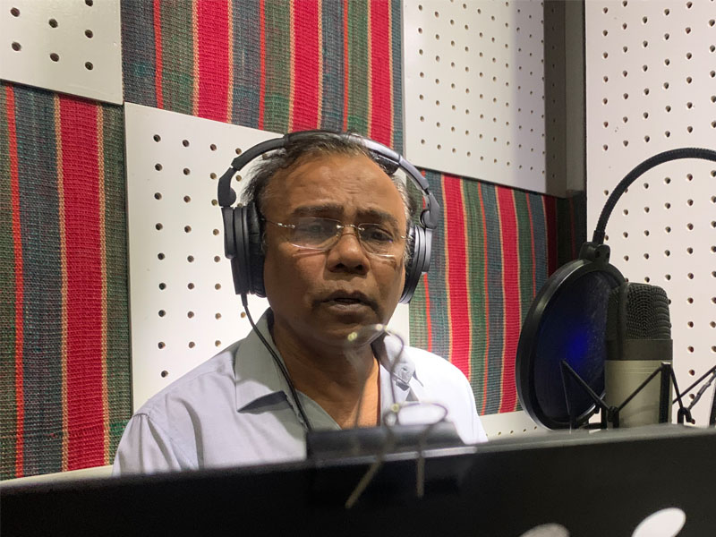 ফজলুর রহমান বাবুর 'চান্দে বসত কইরো কইন্যা'