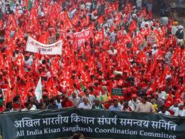 ভারতজুড়ে ধর্মঘট, কৃষকদের 'দিল্লি চলো' কর্মসূচি