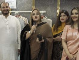 দেশি পোশাক নিয়ে 'ভোগ বাই প্রিন্স' এখন কুমিল্লায়