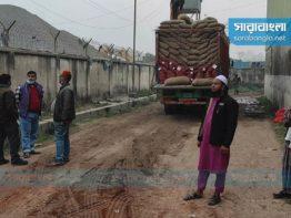 ভারতের পেঁয়াজে আগ্রহ নেই ক্রেতাদের, লোকসানে ব্যবসায়ীরা