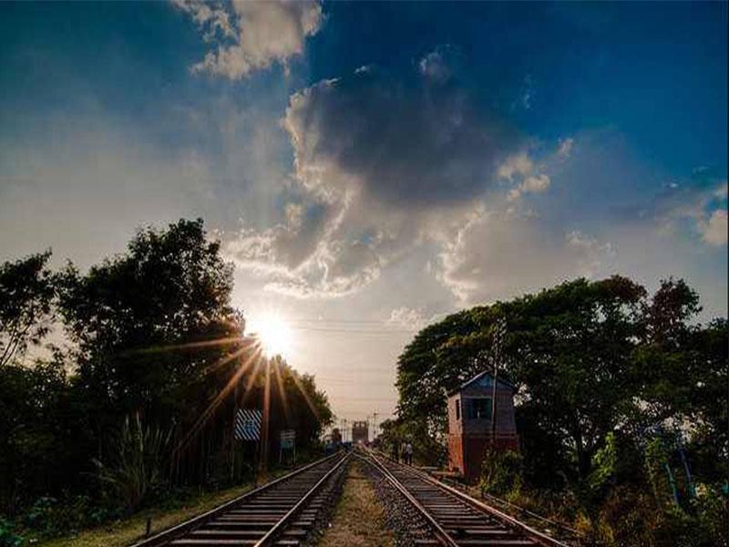 মুগ্ধ করা 'পাহাড়ি' রেল স্টেশনের গল্প