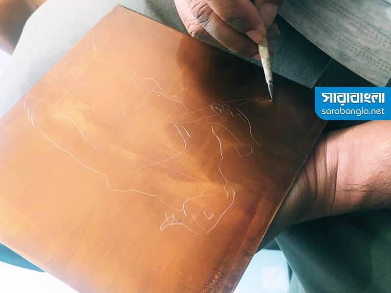 'স্টুডিও ফোরটি এইট'-এর আয়োজনে সপ্তাহব্যাপী এচিং আর্ট কর্মশালা