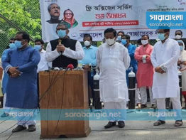 'হেফাজতের সন্ত্রাসীদের গ্রেফতার, মুসল্লিদের বিরুদ্ধে অবস্থান নয়'