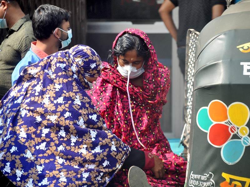 ভারত থেকে আসা ১৪ জনকে চমেক হাসপাতালে ভর্তি