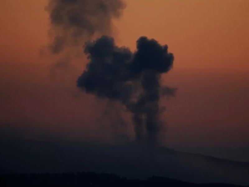 Syrian hospital hit in artillery attacks on Afrin, at least 13 killed