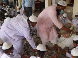 পাগলা মসজিদের দান সিন্দুকে এবার মিলেছে ২৩৩৯৩৭৭৯ টাকা