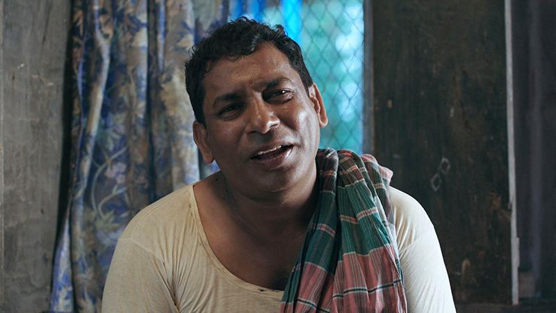 'তপ্ত দুপুর'-এ অনাগত সন্তানের অপেক্ষায় মোশাররফ করিম