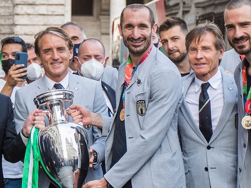মানচিনির হাত ধরে নতুন ব্র্যান্ডের ইতালিয়ান ফুটবলের যাত্রা