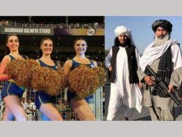 চিয়ারলিডার ইস্যুতে আফগানিস্তানে আইপিএল সম্প্রচার নিষিদ্ধ