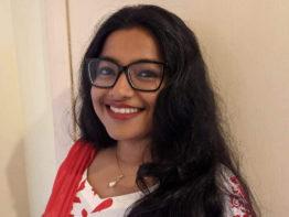 রোম সিটি নির্বাচনে কাউন্সিলর প্রার্থী সাংবাদিক জুমানা মাহমুদ