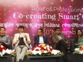 'জনঘনত্ব অভিশাপ নয়, আশীর্বাদ'