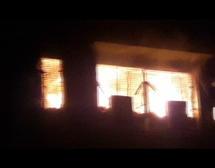 ব্যাংক বাঁচাতে জীবন দিলেন নিরাপত্তাপ্রহরী