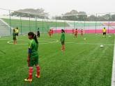 নীলফামারীতে এক টুকরো 'ফুটবল'