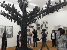 ঢাকা আর্ট সামিট ২০১৮ – ৪ ছবি: আশীষ সেনগুপ্ত