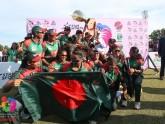 বিজয়ী নারী ক্রিকেটারদের জন্য সংসদে অভিনন্দন-করতালি