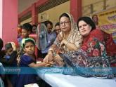 নিরক্ষরতামুক্ত দেশ গড়তে চায় সরকার : হাসিনা গাজী