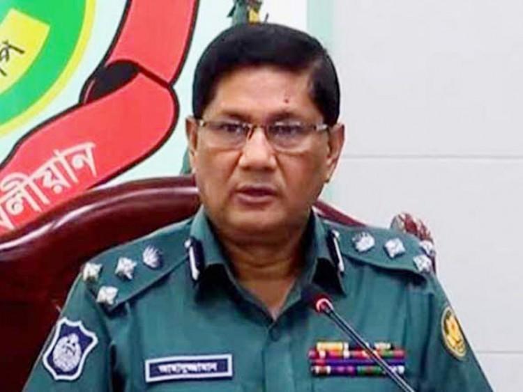 ঢাকায় কোনো ছিনতাইকারী নেই: ডিএমপি কমিশনার