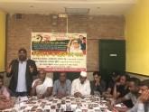 খালেদা জিয়ার মুক্তির দাবিতে স্পেন বিএনপির প্রতিবাদ