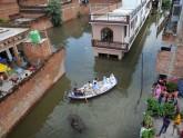 ভারত, উত্তর প্রদেশ, বন্যা বিপর্যস্ত