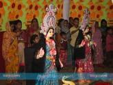 রোহিঙ্গা ক্যাম্প মেতেছে দুর্গা পূজার আনন্দে