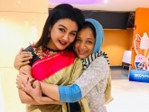 Shila and Jaya Ahsan
