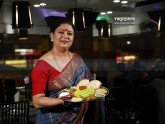 মুনমুন'স কিচেন: থালিতে সাজানো খাঁটি বাঙালিয়ানা