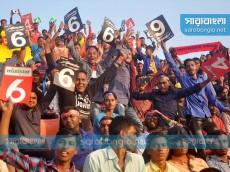 দর্শকে ভরপুর চট্টগ্রামের বিপিএল