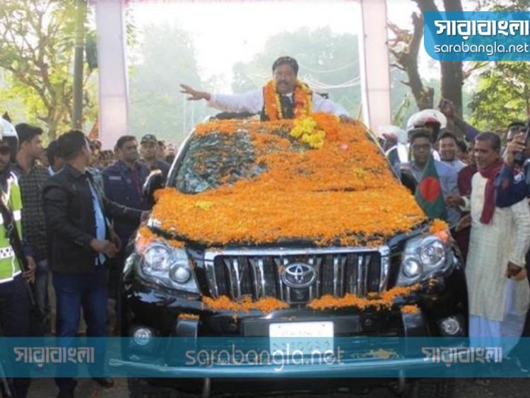 মন্ত্রী বীর বাহাদুর উশৈসিং, বান্দরবান,