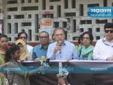 'নুসরাত হত্যার বিচার সরকারের জন্য অগ্নিপরীক্ষা'