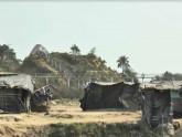 রোহিঙ্গা শিবিরে পাহাড় ধস, দুই শিশুর মৃত্যু