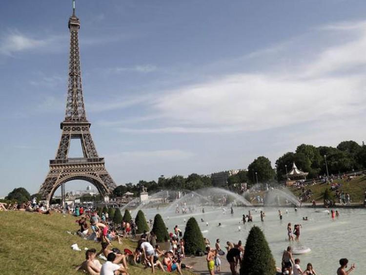 ফ্রান্সে সর্বোচ্চ ৪৫.৯ ডিগ্রি তাপমাত্রা রেকর্ড