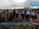 চট্টগ্রামে ৪০ হাজার চিংড়ি পোনা জব্দ, দু'জনের সাজা