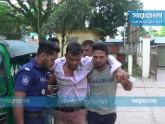 সুনামগঞ্জ থেকে সাংবাদিক মুশফিককে আহত উদ্ধার