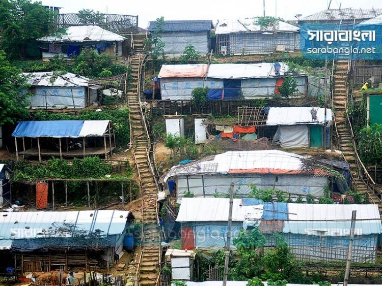 রোহিঙ্গা ক্যাম্পে বিকেল থেকে ভোর পর্যন্ত থ্রিজি-ফোরজি বন্ধ
