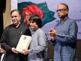 তিন গুনী পেলেন 'শহীদ আলতাফ মাহমুদ স্মৃতি পদক'
