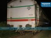 ঝিনাইদহে ট্রেনের বগি লাইনচ্যুত, উত্তরবঙ্গে ট্রেন চলাচল বন্ধ
