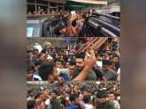 প্রেক্ষাগৃহে 'সাপলুডু' তারকারা, দর্শকদের উচ্ছ্বাস