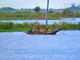 ৫০ বছরে বিলীন ১০০ নদী, মৃত্যুর প্রহর গুনছে শতাধিক