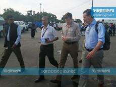 রোহিঙ্গাদের অবস্থা জানতে কক্সবাজারে মার্কিন প্রতিনিধি দল