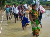 ভারতের উত্তর প্রদেশে বন্যায় ৭৯ জনের মৃত্যু
