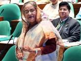 'বিশ্বনেতা জাতির পিতা শেখ মুজিব, আমি নই'