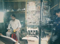 অনুদানের ছবি 'অন্তোষ্টিক্রিয়া'র শুটিং শুরু