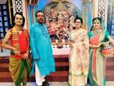 দুর্গা পূজা উপলক্ষে বিটিভিতে 'শারদ আনন্দ'