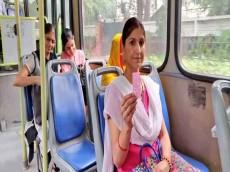 পাবলিক বাসে নারীদের বিনামূল্যে যাতায়াত সুবিধা দিল দিল্লি