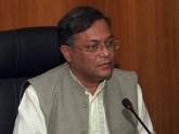'দুর্নীতির সঙ্গে আপস নয়'— খালেদার জামিন প্রসঙ্গে তথ্যমন্ত্রী