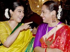 কাজল ও রানী মুখার্জি (ছবি: Zee News/Yogen Shah)