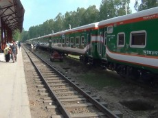 কুড়িগ্রাম-ঢাকা আন্তঃনগর ট্রেন চালু হচ্ছে বুধবার